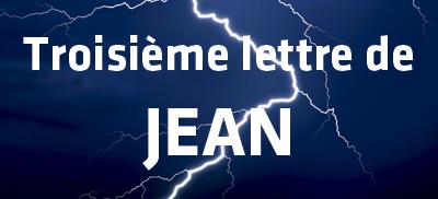 3e lettre de Jean